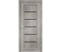 Межкомнатная дверь NEXT 1, Муар светло-серый