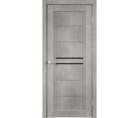 Межкомнатная дверь NEXT 2, Муар светло-серый