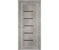 Межкомнатная дверь NEXT 3, Муар светло-серый