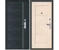 Металлическая дверь Форпост С-128 Белёный дуб