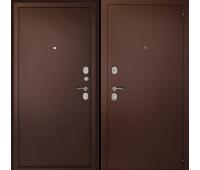Металлическая дверь Дверной Континент Иртыш (Металл/Металл)