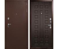 Металлическая дверь Дверной Континент Гарант-1 ЭкоВенге