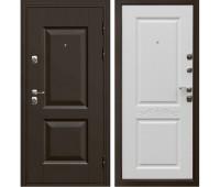 Металлическая дверь Дверной Континент Гранд Белый матовый