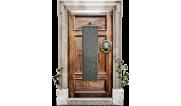 Двери стеклометаллические (Смотреть)