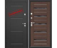 Металлическая дверь Дверной Континент Маэстро (Венге)