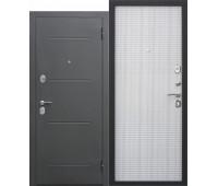 Металлическая дверь 7,5 Гарда Муар  Белый ясень