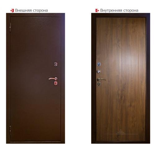 Металлическая дверь Аргус Тепло