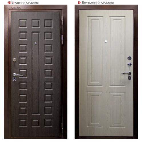 Металлическая дверь Аргус Рубеж-2