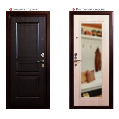 Металлическая дверь Аргус Рубеж М-3