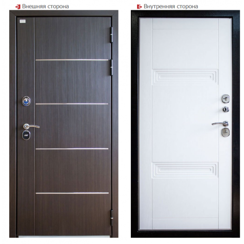Металлическая дверь Аргус Горизонт-100