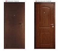 Металлическая дверь Логика Классика