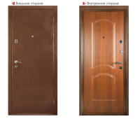 Металлическая дверь Логика ВИД-7-Б