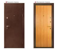 Металлическая дверь Логика ВИД-3
