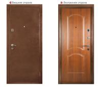 Металлическая дверь Логика ВИД-7