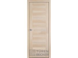 Межкомнатная дверь TUREN BECKER 111 Эрика ПГ Золотистый орех (Витринный образец)