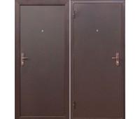 Металлическая дверь Дверной Континент Техно