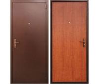 Металлическая дверь Дверной Континент Промо Миланский орех