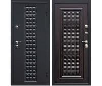 Металлическая дверь Дверной Континент Контур Венге