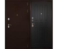 Металлическая дверь Дверной Континент Гарант Венге