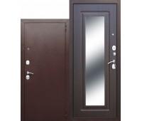 Металлическая дверь Царское зеркало Венге