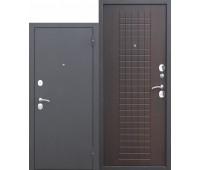 Металлическая дверь Гарда МУАР 8 мм Венге