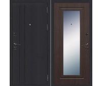 Металлическая дверь Стандарт Ультра/ Зеркало