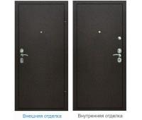 """Дверь внутреннего открывания уличная Тайзер КОЛЛЕКЦИЯ """"ЭГОИСТ 1"""" М-М"""