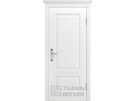 Межкомнатная дверь TUREN BECKER Венеция В1 ПГ Белая эмаль (Витринный образец)