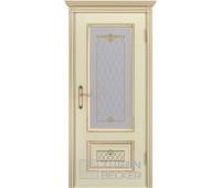 Межкомнатная дверь TUREN BECKER Венеция В3 ПО Слоновая кость