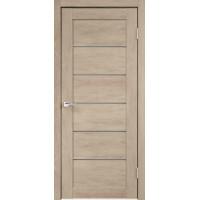 Межкомнатная дверь Velldoris LINEA 1 Дуб Шале песок