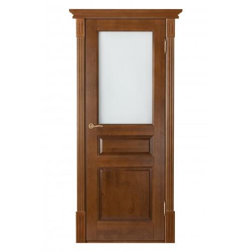 Межкомнатная дверь ПМЦ Ол/С-5 ПО Коньяк