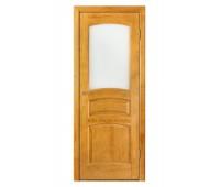 Межкомнатная дверь ПМЦ М9 Вероника ПО Лак Орех